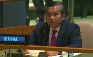 Đại sứ Myanmar tại Liên Hiệp Quốc đã bị sa thải vì... 'phản bội'
