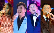 Tạ Minh Tâm, Noo Phước Thịnh, Cẩm Ly hát 'Mãi mãi mùa xuân có Đảng'