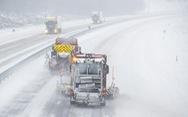 Hà Lan gặp bão tuyết lớn 10 năm mới có một lần, Bắc Âu lạnh giá