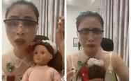 Làm clip xin 'vía' học giỏi từ búp bê ma, YouTuber Thơ Nguyễn nhận mưa 'gạch đá'
