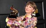 Thắng lớn ở Grammy, 'công chúa' Taylor Swift vươn lên tầm huyền thoại