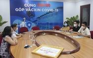Khách hàng Beauty Garden ủng hộ gần 100 triệu cho chương trình 'Cùng Tuổi Trẻ góp vắc xin COVID-19'
