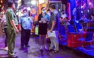 Hàng quán ở 'Phố Tây' Bùi Viện phải ký cam kết giảm tiếng ồn