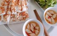 Bánh mướt và tình hột gạo quê hương