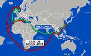 'Giải cứu' kênh đào Suez: Tia hi vọng nhờ thủy triều dâng