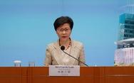Bà Carrie Lam: Cải cách bầu cử Hong Kong loại bỏ những 'người không yêu nước'