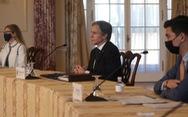 Ngoại trưởng Mỹ cáo buộc Trung Quốc phá hoại trật tự thế giới, không chơi theo luật