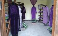 Triển lãm áo dài tím dịp 8-3