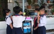 100.000 trẻ em miền Tây được uống nước tinh khiết khi đến trường