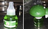 Phát hiện chất dùng làm thuốc trừ sâu trong tinh dầu đuổi muỗi gây ngộ độc