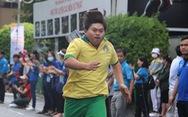 400 người khuyết tật năng động đua tranh thể thao vui khỏe, yêu thương