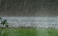 Cảnh báo mưa dông tại Hà Nội