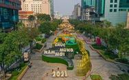Thi tìm ý tưởng thiết kế cho Đường hoa Nguyễn Huệ Tết 2022