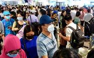 Ùn ứ ở cảng hàng không Tân Sơn Nhất: Lãnh đạo sân bay nói 'toạc' nguyên nhân