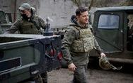 Tổng thống Ukraine mời Tổng thống Putin ra tiền tuyến gặp nhau