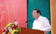 Trưởng Ban Nội chính trung ương: Nghiên cứu cơ chế để 'không dám tham nhũng'