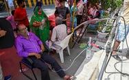 COVID-19 ở Ấn Độ: Bị khởi tố vì lên mạng xin oxy cho ông