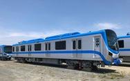 Ngày 1-5, thêm 2 đoàn tàu metro số 1 từ Nhật Bản về Việt Nam