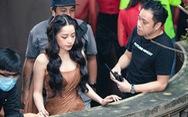 Chi Pu phủ nhận tin đồn mâu thuẫn với đạo diễn Victor Vũ