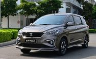 Suzuki Ertiga, lựa chọn đáng cân nhắc cho tài xế công nghệ