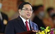Giới thiệu ông Phạm Minh Chính để Quốc hội bầu Thủ tướng Chính phủ