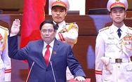 Ông Phạm Minh Chính tuyên thệ nhậm chức Thủ tướng Chính phủ