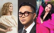 Gần 100 ngôi sao quốc tế diện trang phục của nhà thiết kế Công Trí