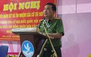 Phó giám đốc Công an TP.HCM được 100% cử tri tín nhiệm ứng cử đại biểu Quốc hội