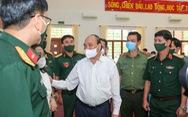 Chủ tịch nước Nguyễn Xuân Phúc: 'Không thể làm chính sách trong phòng lạnh'