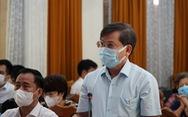 Ông Lê Minh Trí: 'Sẽ xử lý nghiêm tình trạng đua xe trái phép'
