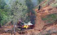 Quân đội Myanmar tấn công phiến quân, 20 ngàn dân mắc kẹt trong lửa đạn