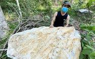 Nơm nớp sống cạnh mỏ đá vôi
