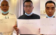 Nhóm người Trung Quốc nhập cảnh chui, nghi lừa tiền ảo tại TP.HCM