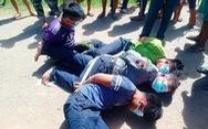 Nghi vấn lực lượng nổi dậy giết 13 cảnh sát ở Myanmar