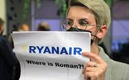 Vụ buộc máy bay đáp khẩn cấp: Belarus nói 'làm theo luật' khi bắt nhân vật đối lập
