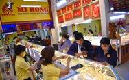 Giá vàng thế giới bật lên, vàng trong nước tiến sát 57 triệu đồng/lượng