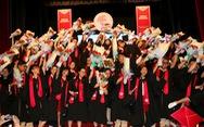 Vì sao hơn 96% học sinh Asian School được miễn thi môn tiếng Anh?