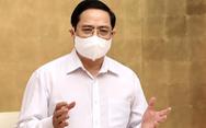 Thủ tướng Phạm Minh Chính gửi thư khen 'chiến sĩ áo trắng' ở tuyến đầu chống dịch