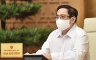 Thủ tướng Phạm Minh Chính: Chống cạnh tranh giữa tư nhân và nhà nước trong việc mua vắc xin