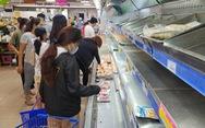 Chợ, siêu thị hoạt động trong ngày giãn cách