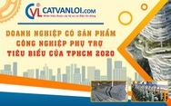 Ống thép luồn dây điện CVL là sản phẩm hỗ trợ tiêu biểu 2020
