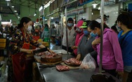 Xét nghiệm tiểu thương không ai nhiễm COVID-19, Đà Nẵng mở lại chợ Đống Đa