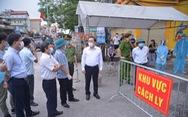 Phó chủ tịch Hà Nội yêu cầu các địa phương hỗ trợ kịp thời người dân vùng cách ly