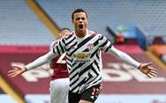 Man Utd níu kéo hi vọng vô địch sau chiến thắng ngược trước Aston Villa