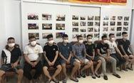 Xóa sổ đường dây từ Hà Nội vào Đà Nẵng cho vay lãi nặng, tạm giữ 14 người