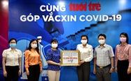 Từ viện dưỡng lão vẫn nhờ Hội phụ nữ gửi 500.000 đồng ủng hộ Quỹ vắc xin COVID-19