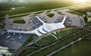 Xin vay bằng ngoại tệ để làm sân bay Long Thành