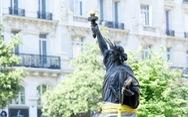 Pháp bất ngờ tặng Mỹ tượng Nữ thần Tự do thứ hai