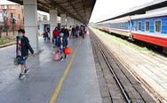 Chạy lại 2 đoàn tàu khách SE3, SE4 tuyến đường sắt Hà Nội - TP.HCM