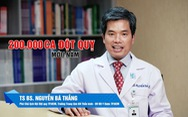 Kiểm soát tình trạng thừa cholesterol để giảm nguy cơ đột quỵ